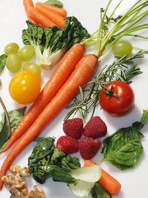 met 2 stuks fruit en 3 porties groenten leef je langer